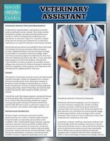 Veterinary Assistant (Speedy Study Guides), Brand New, Free shipping in the US