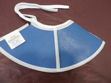 """New listing Patterson Veterinary Blue Small 4"""" 10cm Recovery Cone Collar Cat or Small Dog"""