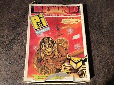 Psi  Warrior Commodore 64 Game! Complete! Look At My Other Games!