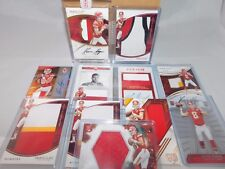 Kevin Hogan Card Lot - Immaculate RPA 5/8 Glove piece 11/20 Jumbo Patches