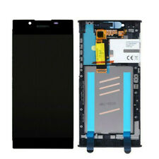 For Sony Xperia L1 G3313 G3312 LCD Touch Digitizer Screen Replacement with Frame