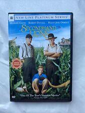 Secondhand Lions (DVD, 2004) Michael Caine