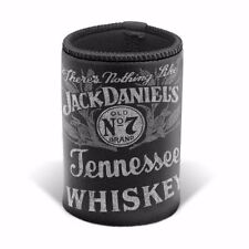 JACK DANIELS Tennessee STUBBY HOLDER - Can Cooler Man Cave Whiskey Den