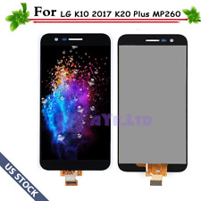 For LG K10 2017 For LG K20 Plus MP260 LCD Touch Screen Digitizer Replacement