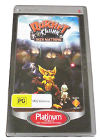 Ratchet & Clank: Size Matters Sony PSP Game