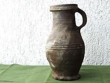 Stoneware Siegburg Jug (14-15th Century) HIGH QUALITY
