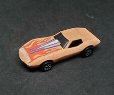 Hot Wheels 1988 Corvette Stingray (1975) Color Racer VHTF Color Variation LOOSE