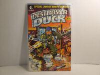 Destroyer Duck  (1982-1984) Eclipse Comics #1