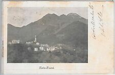 CARTOLINA d'Epoca - BERGAMO provincia - Rota Fuori 1905