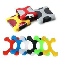 """2.5""""Silicone Shockproof Hard Drive Disk HDD Case Cover For HardBLUS Protect U7W6"""
