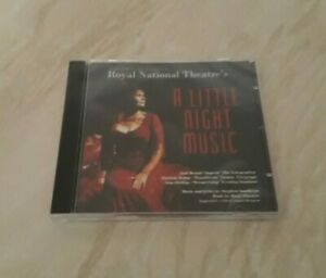 Royal National Theatre's A Little Night Music (CD) Judi Dench - Brand New Sealed