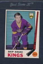 1969/70 O-Pee-Chee OPC #141 Ship Krake Kings NM *13