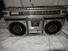 SHARP   GF  8585  X  Radio recorder  Boombox