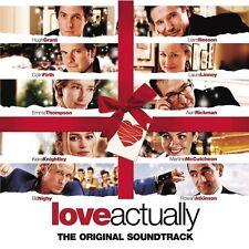 TATSÄCHLICH...LIEBE (LOVE ACTUALLY) CD SOUNDTRACK NEUW