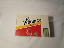 El Producto Blunts Empty Cigar Box