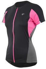 Pearl Izumi 2017 Women's Select Bicycle Bike Jersey Black/Screaming Pink Small