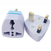 1× Reisestecker Reiseadapter USA US EU AU auf UK England Adapter-Stecke&L S3H1