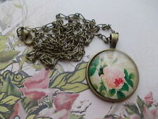 Handmade Brass Fashion Necklaces & Pendants