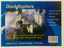 NIB Duckrippler Decoy Attachment #569 -  Contains 4 Ripplers