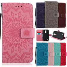 -LiKT Leather Case Cover For LG G5 G4 G3 K4 K5 K7 K8 K10 Moto G2 G4 Play X Style