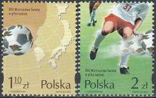 Poland 2002 - World football championship - Fi 3828-3829 MNH**