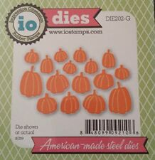 Pumpkin Patch Steel Die for Scrapbooking (Die202G)