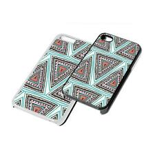 Aztec Pattern Phone Case Cover for iPhone 4 5 6 7 8 X iPod iPad Galaxy S5 S6 S7