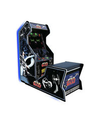 "Star Wars Arcade Machine With Bench Seat Limited Edition Model 17"" Screen"