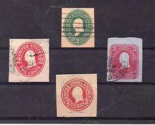Estados Unidos Valores de Enteros Postales (CJ-671)