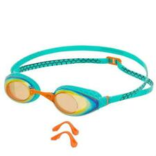 Aquarapid Honeycomb Mirrored Goggle - Blue