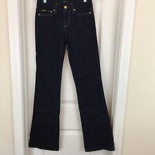 Joes Jeans Womens Size 25 Muse Fit Boot Cut Dark Wash Denim