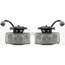 NEW SET OF 2 FOG LAMP ASSEMBLY FOR 1997-2001 JEEP CHEROKEE CH2592123 CH2593123