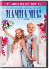Mamma Mia! The Movie (DVD) • Meryl Streep, ABBA, 10th Anniversary Edition
