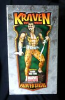 Kraven the Hunter Statue Bowen Designs Marvel Comics Spider-man FS 2009 Amricons