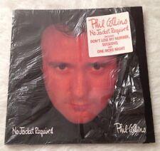 Original - Phil Collins - No Jacket Required - 1985 ♫ ♫ Album Music