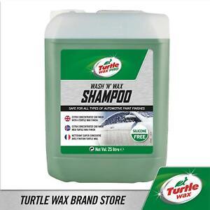 Turtle Wax Pro Wash & Wax Car Shampoo 25 Litre