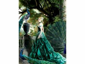 Emerald Hawthorne 1000 Piece Jigsaw Puzzle by SunsOut