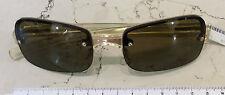 Prada SPR 11B occhiale sole nuovo lenti marrone modello glasant made italy