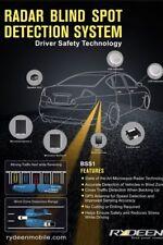 Rydeen BSS1 Microwave Radar Blind Spot Detection System Cars RV's Trucks SUV NEW