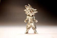 Absolute Chogokin Dragon Ball DZ-09 God Son Goku Die-Cast Metal Figure BANDAI