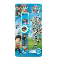 Paw patrol patrulla canina chase marshall watch reloj projection proyector