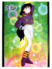 Vintage Sailor Mars Moon Trading Card Dic # 58 Toei