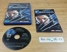 PS2 X-Men 2 : La Vengeance De Wolverine PAL