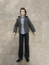 The Twilight Saga EDWARD Cullen Barbie Collector loose Mattel 2009