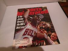 Sports Illustrated June 23 1997 SI 6/23/97 Michael Jordan Chicago Bulls Dynasty