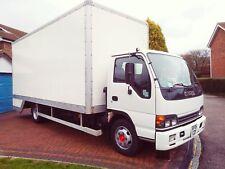 Isuzu NQR Enclosed Recovery Motorsport,Classic,Prestige Car Transporter Truck.