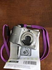 Canon PowerShot A1100 IS 12.1MP Digital Camera - Gray