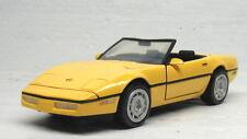 Franklin Mint ~ Chevrolet - 1986 Corvette  ~ 1:24 ~ Diecast