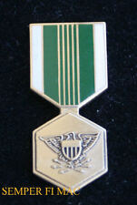 US ARMY COMMENDATION MEDAL HAT PIN USA ARCOM RIBBON AWARD WOW