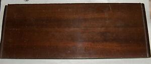 """Off A VTG 1950-51 SABA Tube Radio Freiburg W OEM Wood Box Top 22 5/8 X 8 7/8"""""""